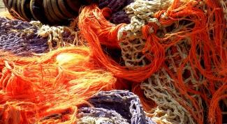 Как плести рыбацкие сети
