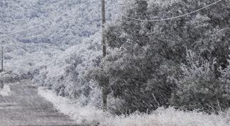 Как сделать снегопад в Photoshop