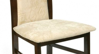 Как склеить стул