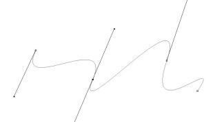 Как нарисовать кривую в фотошопе