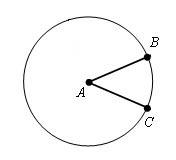 How to find the circumference of a circle, knowing its radius