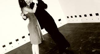 Как танцевать фокстрот