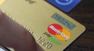 карта Mastercard: как ее завести