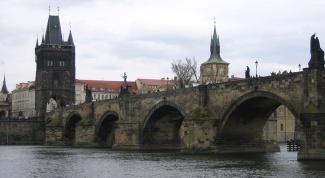 Как долететь до Праги
