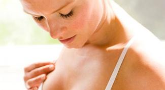 Как сохранить упругость груди