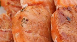 Как приготовить стейк из рыбы