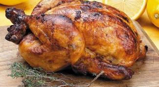 Как готовить курицу гриль в микроволновке