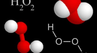 How to prepare a solution of hydrogen peroxide