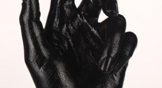 Как нарисовать кисть руки