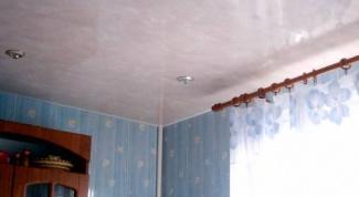 Как сделать самому подвесной потолок из пластика
