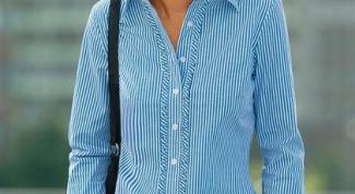 Как раскроить блузку