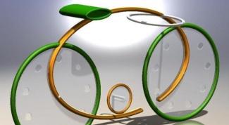 Как начертить эллипс с помощью циркуля