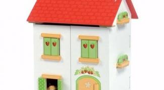 Как построить кукольный домик