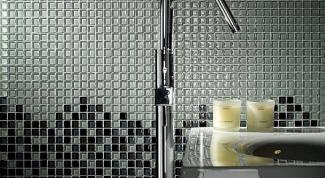 Как класть плитку-мозаику