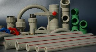 Как осуществить монтаж полипропиленовых труб