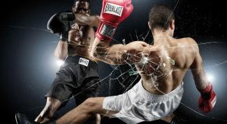 Как усилить силу удара