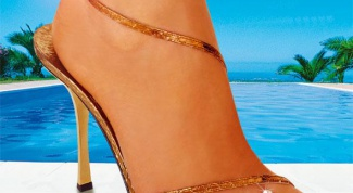 How to soften skin heels