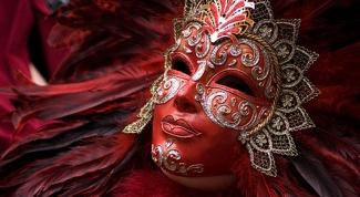 Как украсить маску