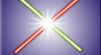 Как сделать своими руками световой меч