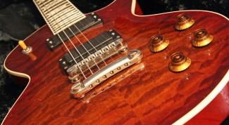 Как записать звук с гитары