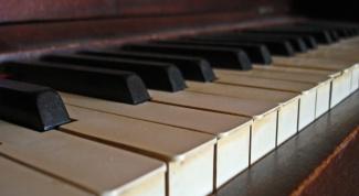 Как играть на детском синтезаторе