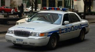 Как вызвать участкового милиционера