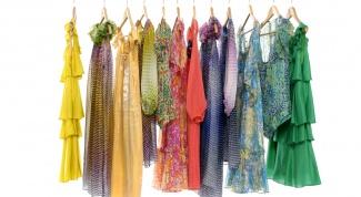 Как выбрать фасон для платья