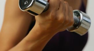 Как накачать мышцы кисти