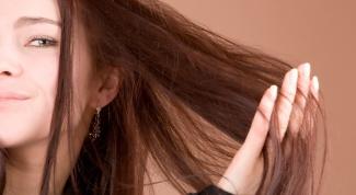 Как сделать черные волосы светлее