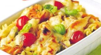 Как приготовить лазанью из макарон