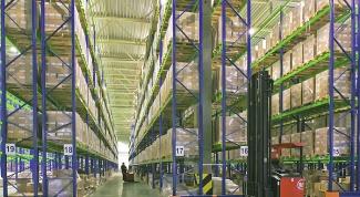 Как навести порядок на складе