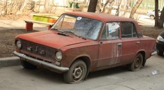 Как снять с учета старый автомобиль