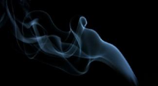 Как вывести запах дыма
