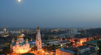 How to celebrate a birthday in Rostov-na-Donu