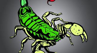 Как уйти от Скорпиона