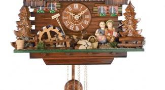 Как отремонтировать настенные часы