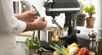 Как разобрать кухонный комбайн