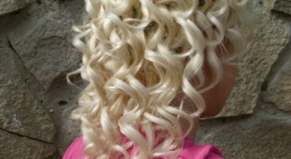 How to make spiral curls