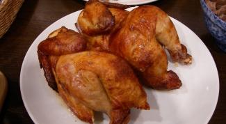 Как сделать хрустящую корочку курице