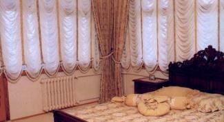Как сшить шторы ракушкой