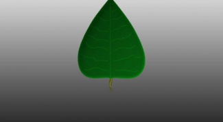 Как нарисовать в фотошопе листья