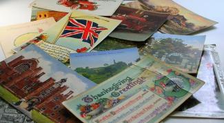 Как продать свои открытки