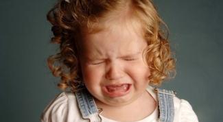Как остановить истерику у детей