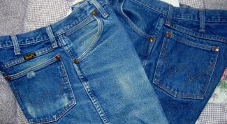 Как купить джинсы в Америке