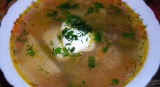 Как варить суп рассольник