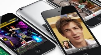Как обновить прошивку iPod Touch