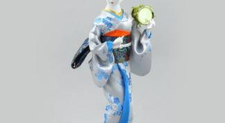 Как нарисовать кимоно