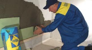 Как удалить плиточный клей