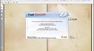 How to localize foxit reader