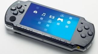 Как закидывать на PSP игры